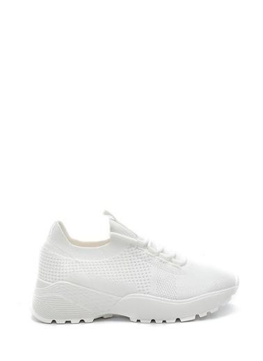 Derimod Kadın Ayakkabı (Lulu-698302) Spor Beyaz